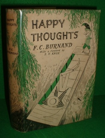 Image for HAPPY THOUGHTS  with an Introduction By E V Knox