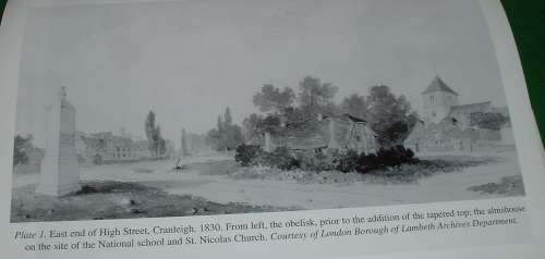 Image for CRANLEIGH A History of Wealden Settlement