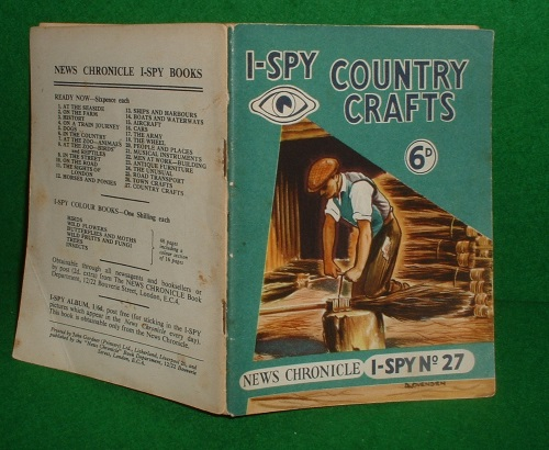 Image for I SPY COUNTRY CRAFTS No 27