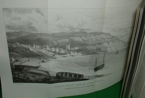Image for THE HISTORY AND ANTIQUITIES OF THE BOROUGH OF LYME REGIS AND CHARMOUTH [ FACSIMILE 1834 ]