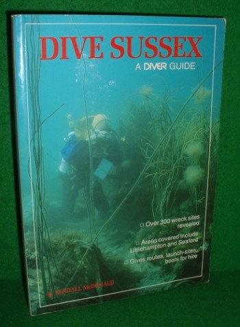 Image for DIVE SUSSEX , the Definitive Guidebook, REVISED Edition