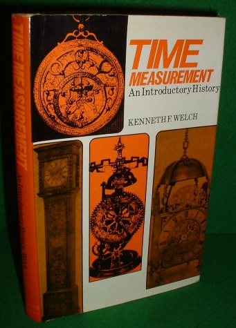 Image for TIME MEASUREMENT an Introductory History