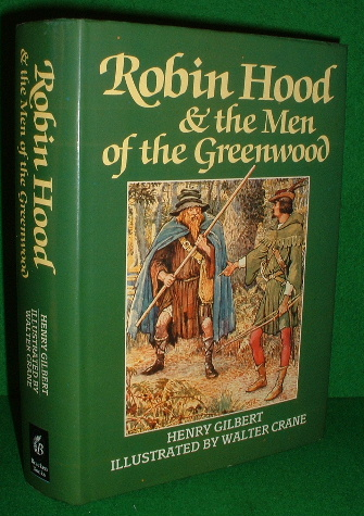 Image for ROBIN HOOD AND THE MEN OF GREENWOOD