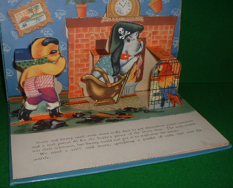 Image for SOOTY'S FANCY DRESS PARTY POP-UP BOOK