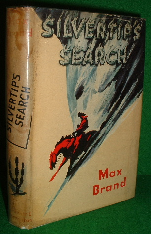 Image for SILVERTIP'S SEARCH Silvertip's Westerns Series no 7 ,