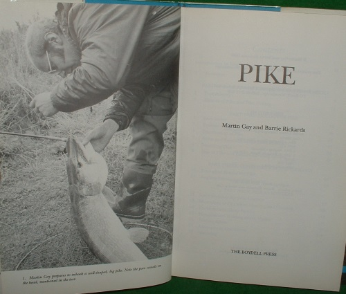 Image for PIKE Angling Library