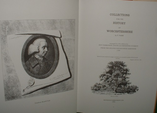 Image for SELECTIONS FROM NASH'S WORCESTERSHIRE with Engravings LIMITED Edition , with Additions