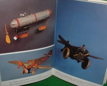 Image for MECHANICAL TIN TOYS in Colour