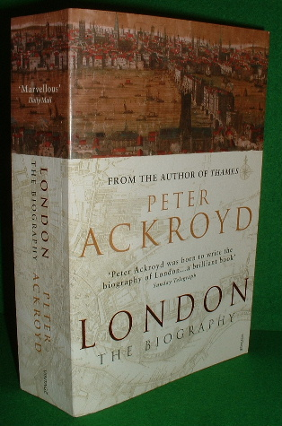 Image for LONDON The Biography