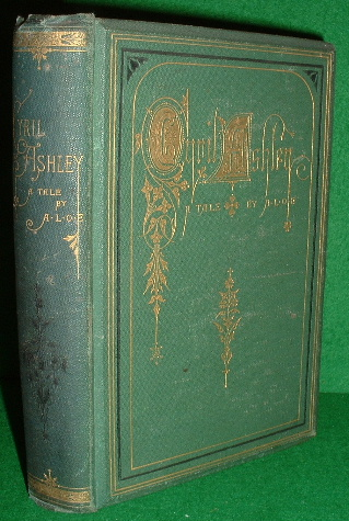 Image for CYRIL ASHLEY  A Tale