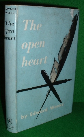 Image for THE OPEN HEART, Book Society Recommended