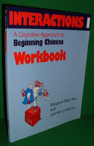 Image for INTERACTIONS 1  a Cognitive Approach to Beginning Chinese WORKBOOK