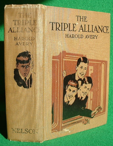 Image for THE TRIPLE ALLIANCE