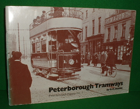 Image for PETERBOROUGH TRAMWAYS  Peterborough Papers no 1