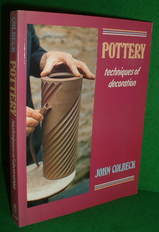 Image for POTTERY Techniques of Decoration
