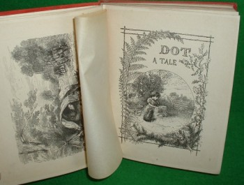 Image for DOT A TALE FOR THE VERY LITTLE ONES in Words of One Syllable