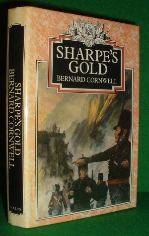 Image for SHARPE'S GOLD Richard Sharpe and the Destrucion of Almeida, August 1810