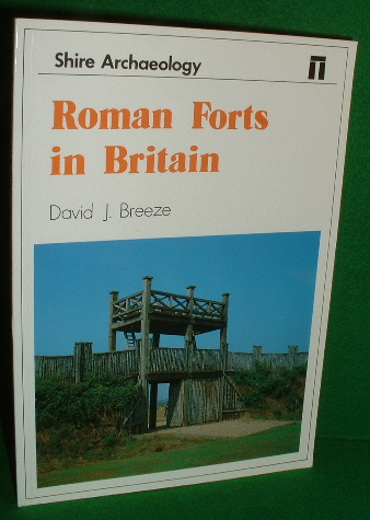 Image for ROMAN FORTS in BRITAIN , SHIRE ARCHAEOLOGY no 37