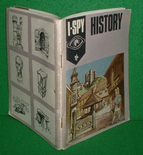 Image for I SPY HISTORY