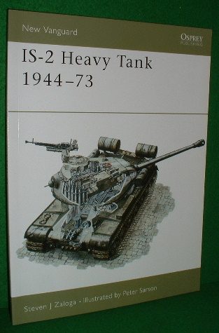 Image for IS-2 HEAVY TANK 1944 - 73 New Vanguard