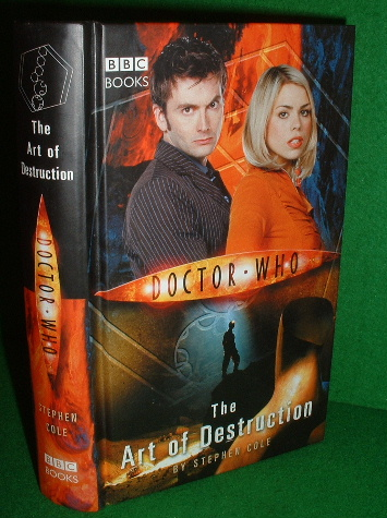 Image for DOCTOR WHO THE ART of DESTRUCTION