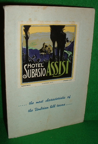 Image for GUIDE TO ASSISI illustrated 1928