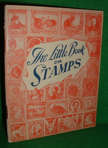 Image for THE LITTLE BOOK ON STAMPS S.H.M.