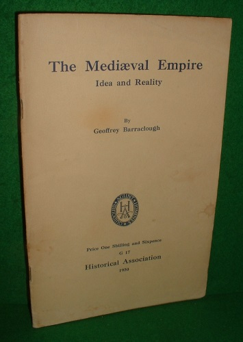 Image for THE MEDIAEVAL EMPIRE Idea and Reality G17