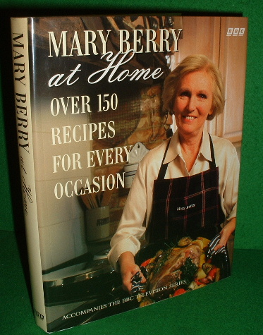 Image for MARY BERRY AT HOME , Over 150 Recipes for Every Occasion