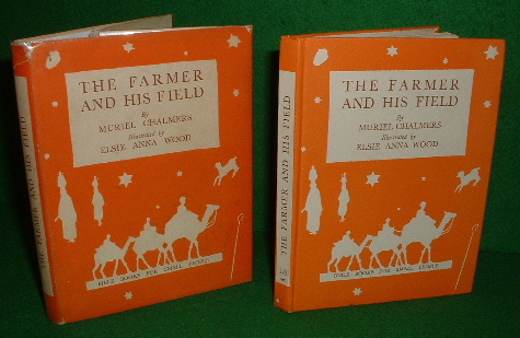Image for THE FARMER and HIS FIELD , Bible Books for Small People