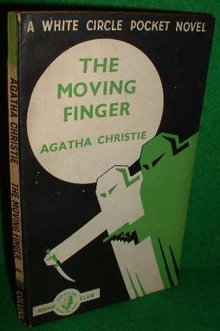 Image for THE MOVING FINGER Crime Club 164 c