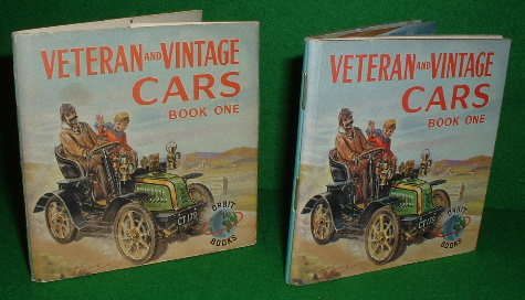 Image for VETERAN AND VINTAGE CARS Book  One , Orbit Books