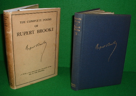 Image for THE COMPLETE POEMS OF RUPERT BROOKE