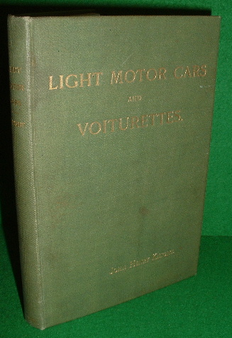 Image for LIGHT MOTOR CARS AND VOITURETTES