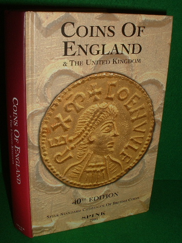 Image for Coins of England and the United Kingdom : Standard Catalogue of British Coins 40th Edition
