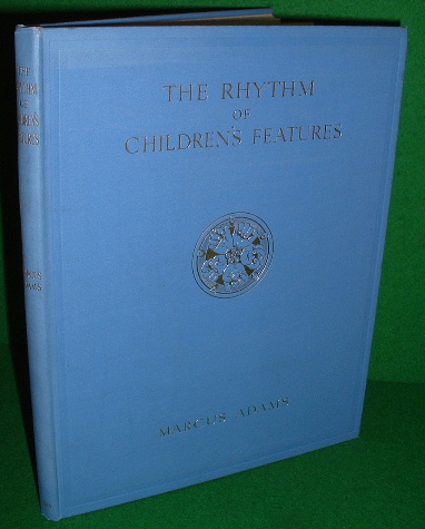 Image for THE RHYTHM OF CHILDREN'S FEATURES illustrated by Pen, Ink & Pencil drawings of Hands & Other Children's Features