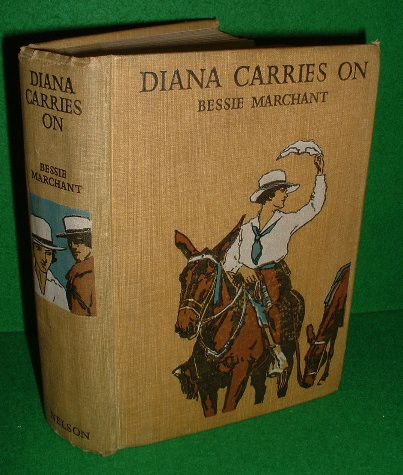 Image for DIANA CARRIES ON
