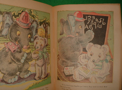 Image for CUDDLY ANIMAL PICTURE BOOK ,  Bunno the Rabbit , Boof the Bear, Mitso the Cat , Bombo the Elephant