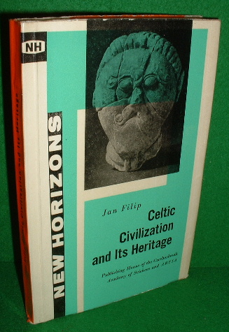 Image for CELTIC CIVILIZATION AND ITS HERITAGE