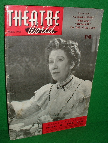 Image for THEATRE WORLD March 1955