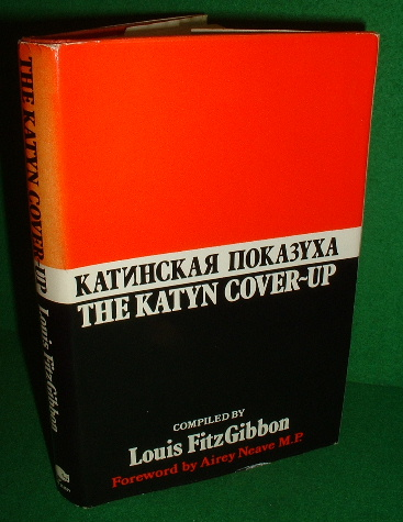 Image for THE KATYN COVER-UP  [ WW2 Katyn Mass Murder of Polish Officers & Intellectuals]