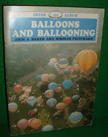 Image for BALLOONS and BALLOONING , Shire 175