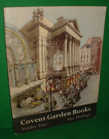 Image for COVENT GARDEN BOOKS Number 4 from 14th January 1947 - 1st July 1950