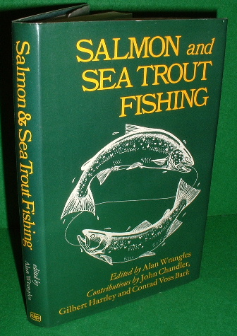 Image for SALMON AND SEA TROUT FISHING , SIGNED COPY