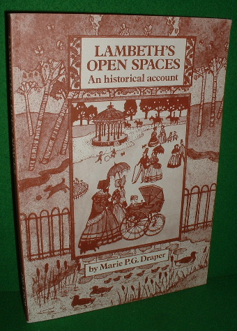 Image for LAMBETH'S OPEN SPACES An Historical Account