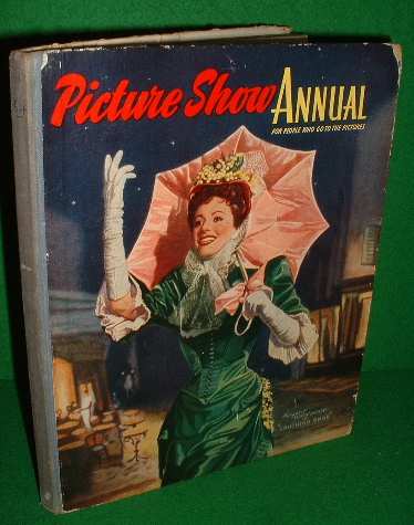 Image for PICTURE SHOW ANNUAL 1954 For People Who Go to the Pictures