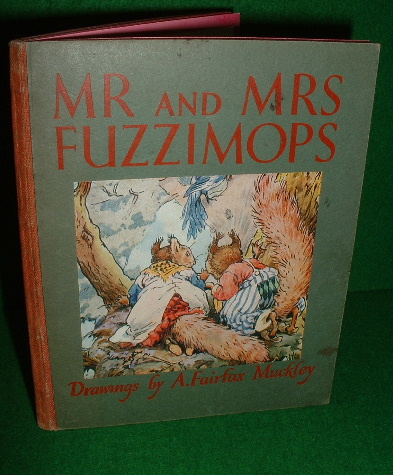 Image for MR and MRS FUZZI MOPS , Fuzzimops