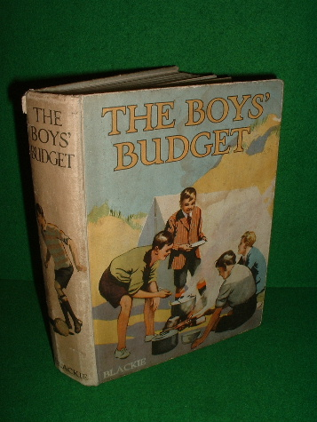 Image for THE BOYS' BUDGET c. 1920's