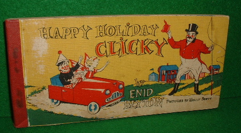 Image for HAPPY HOLIDAY CLICKY