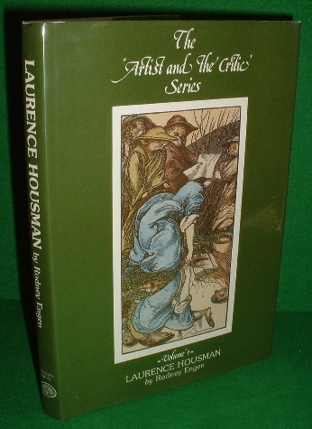 Image for LAURENCE HOUSMAN The Artist & The Critic Series Vol 1